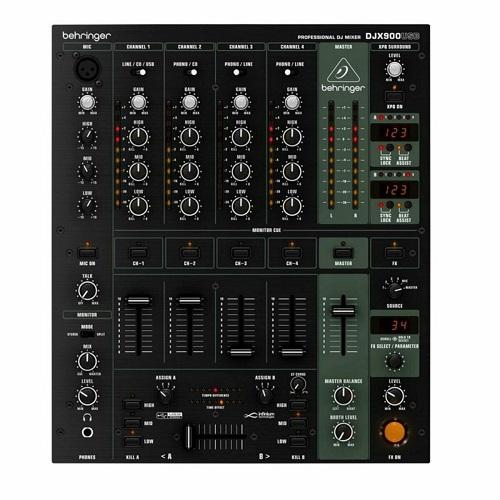 میکسر صدا دی جی بهرینگر مدل DJX900USB