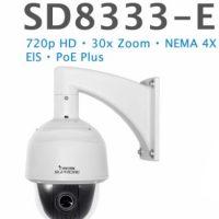 دوربین اسپید دام کنترلی ptz vivotek SD8333-E